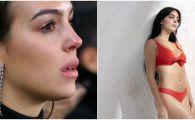 Dupa ce a plans pe stadion la tripla lui Ronaldo, Georgina a renuntat la haine! Pictorial SUPER HOT cu iubita lui Cristiano: FOTO