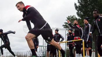 Jucatorul ASCUNS de Dinamo dupa transfer a primit in sfarsit o veste buna! Cat mai are de stat pe tusa