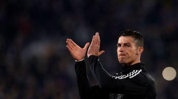 S-A INTORS! Decizia luata de Cristiano Ronaldo dupa reusitele de la Juventus! Anuntul facut astazi
