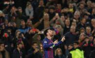 Messi, cifre care dau sperante Barcelonei! E la cel mai bun sezon din 2015 incoace in UCL. Catalanii au castigat trofeul cu argentinianul intr-o asemenea forma