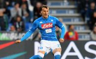 OFICIAL! Chiriches rateaza debutul Romaniei in preliminariile pentru EURO 2020! Anuntul facut de Napoli: cat timp va lipsi de pe teren