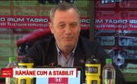 """O sa ia titlul Dinamo inainte sa avem stadion nou!"" Rednic e gata sa inceapa el reconstructia arenei: ""Sa sparg o caramida, sa rup 2-3 scaune!"""