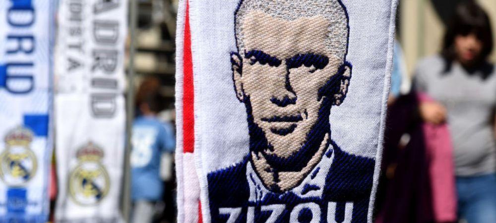 Asa arata REVOLUTIA lui Zidane la Real Madrid! Isco, titular dupa 5 luni, Courtois e OUT! Fanii au reactionat imediat