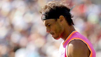 """Rafael Nadal A ABANDONAT la Indian Wells inaintea semifinalei cu Federer: """"Este dureros sa accept toate aceste lucruri"""""""