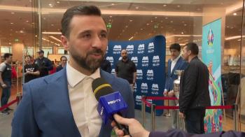 """""""Daca jucai cu Hagi, eram campioni mondiali!"""" Cum a raspuns Sanmartean cand un fan i-a strigat asta"""