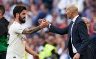 """Explicatia lui Zidane dupa cea mai controversata decizie la revenirea la Real Madrid! Ce se intampla cu Courtois: """"Nu pot uita ce a reusit Keylor la Real!"""""""