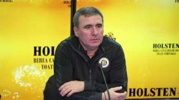 """Hagi a gasit un vinovat pentru esecul cu CFR Cluj! """"A nu stiu cata oara e"""" Momentul care l-a dezamagit pe Rege"""
