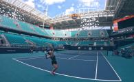 HALEP MIAMI | Simona, mesaj pentru fani inaintea turneului de la Miami! Cu cine s-a antrenat romanca