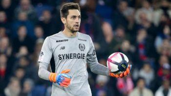 Tatarusanu s-a accidentat! Romanul nu e in lotul lui Nantes pentru meciul cu Reims: PRIMELE INFORMATII