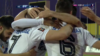 GAZ METAN - DINAMO 2-1   Gafa lui Grigore o ingroapa pe Dinamo, Edi Iordanescu este primul in playout! Toate fazele partidei