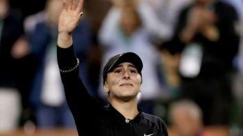 CE VICTORIE! CE MOMENT! Bianca Andreescu este CAMPIOANA la Indian Wells! Revenire FANTASTICA in setul decisiv cu Kerber