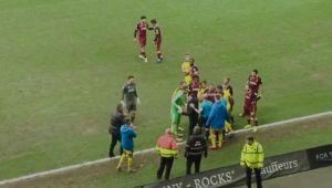Cel mai nebun final de meci! Au cerut penalty in prelungiri, pe contraatac au primit gol! Ce s-a intamplat in urmatoarele 5 minute