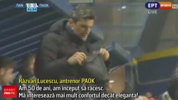 Pui fesul norocos, mai castigi un meci! :)) Revenire fantastica pentru Lucescu Jr. dupa ce si-a pus caciula