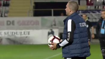 "ASTRA - FCSB 0-2 | Reactia lui Costel Enache dupa a 2-a infrangere in play-off: ""Sunt dezamagit, am fost fricosi!"""