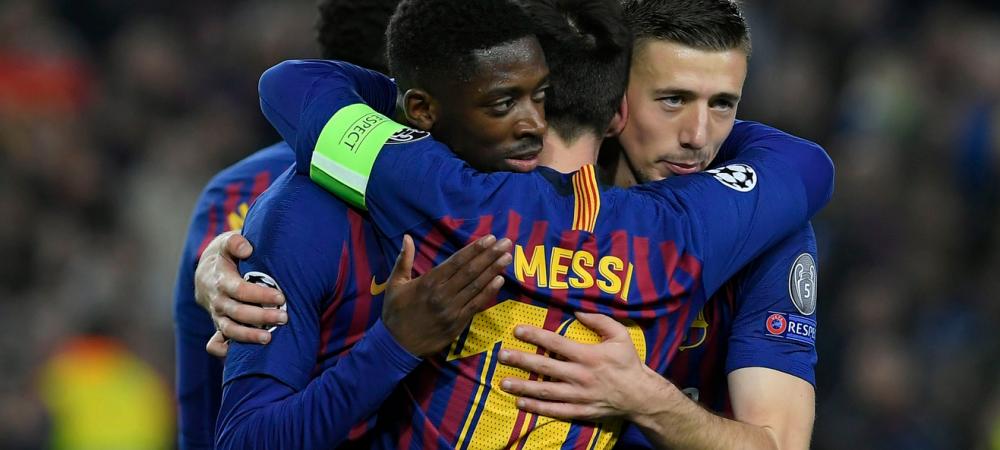EXISTA in realitate ASA CEVA?! GOL EXTRATERESTRU al lui Messi in DISTRUGEREA lui Betis! Leo a inscris de 3 ori intr-un meci FABULOS!