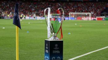 UEFA vrea sa schimbe regulile in Champions League! Intalnire importanta cu reprezentantii marilor cluburi din Europa! Ce se va intampla