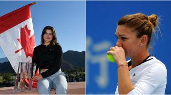 Clasamentul in care Bianca Andreescu a depasit-o pe Halep! Simona e in acest moment in afara locurilor care duc la Turneul Campioanelor