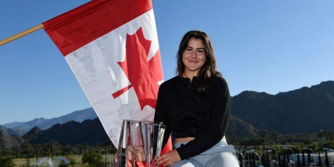 BIANCANADIANCA  Bogdan Hofbauer scrie despre aparitia care a luat pe sus tenisul mondial feminin si despre cum trebuie sa o tratam noi