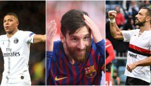 Messi, cu o saptamana mai aproape de a 6-a Gheata de Aur! Hat trick-ul senzational cu Betis il tine pe argentinian la distanta de Mbappe si Quagliarella. CLASAMENTUL