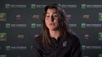 """Bianca Andreescu, PROBLEME in vestiar dupa victoria cu Kerber: """"Am fost ametita, am facut baie cu gheata!"""" VIDEO"""