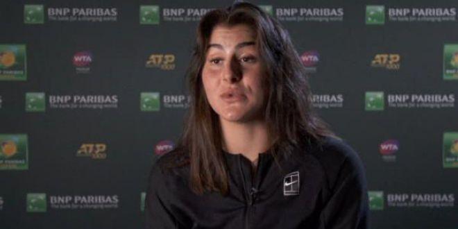 Bianca Andreescu, PROBLEME in vestiar dupa victoria cu Kerber:  Am fost ametita, am facut baie cu gheata!  VIDEO