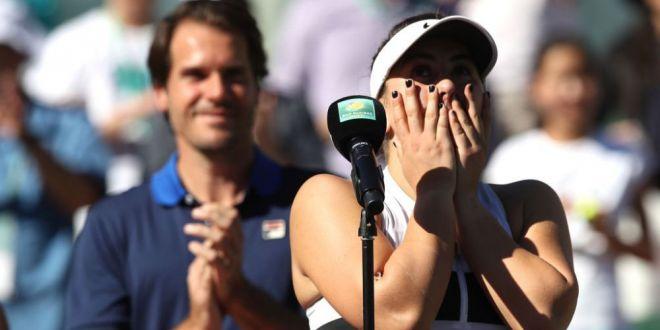 Poate juca Bianca Andreescu pentru Romania?! George Cosac a dat raspunsul:  Ce a facut ea este o performanta de exceptie