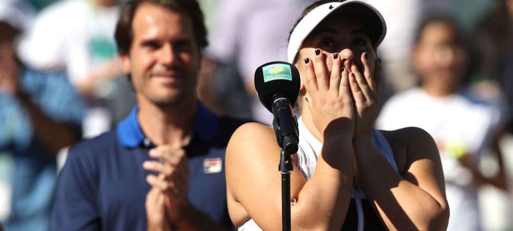 """Poate juca Bianca Andreescu pentru Romania?! George Cosac a dat raspunsul: """"Ce a facut ea este o performanta de exceptie"""""""