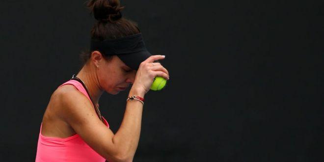 S-a dus singura spre infrangeri, nu cu mine!  Motivul prabusirii dramatice a Mihaelei Buzarnescu in tenisul mondial:  Si-a schimbat total gandirea