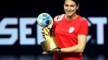 Cristina Neagu, BALONUL DE AUR din handbal si in 2018! Chiar e Messi! Prima jucatoare din istorie care reuseste asta!