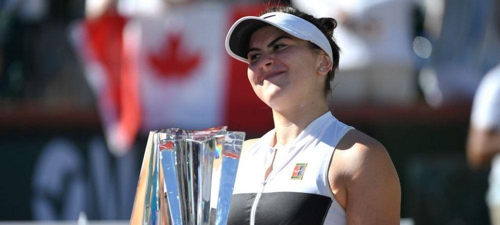 "Primul drum facut de Bianca Andreescu dupa finala castigata la Indian Wells! ""Mai intai, prioriatile"" | FOTO"