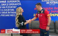 Antrenament neobisnuit pentru Cosmin Contra! Ca sa nu mai raguseasca la meciuri, Lora l-a sfatuit pe selectioner | VIDEO