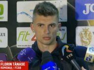 "Tanase, suparat ca n-a fost chemat de Contra la nationala! ""Pai atunci sa faca domnul Becali lotul!"" Cum a comentat patronul FCSB"