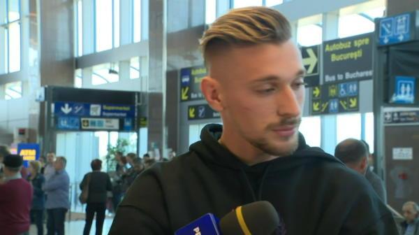 LIKE A BOSS | Superaparitie a lui Ionut Radu pe aeroport! Portarul a atras toate privirile, iar incaltarile de 1.500 euro sunt cu adevarat speciale: FOTO
