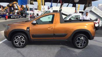 FOTO | Noul Duster Pick-up! Pretul e accesibil: cat va costa noul model de la Dacia