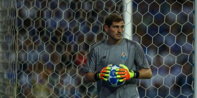 Porto i-a decis soarta lui Iker Casillas! Ce se intampla cu portarul de 38 de ani!  Am fost putin surprins