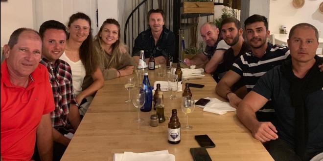 HALEP MIAMI | Noul antrenor al Simonei a ajuns in SUA! Fotografia publicata de romanca inaintea primului meci de la Miami