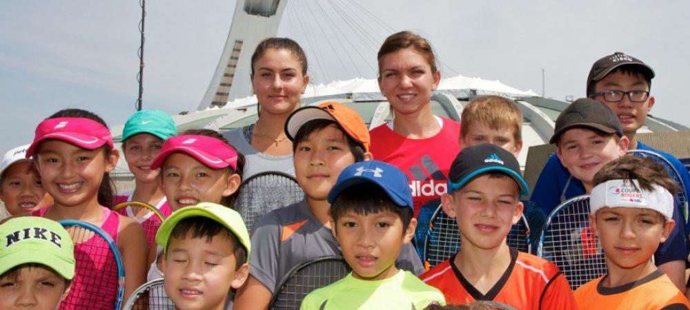 "Simona Halep si momentul care i-a schimbat cariera Biancai Andreescu! Romanca e idolul noii stele a tenisului mondial: ""A sfatuit-o sa faca asta"""