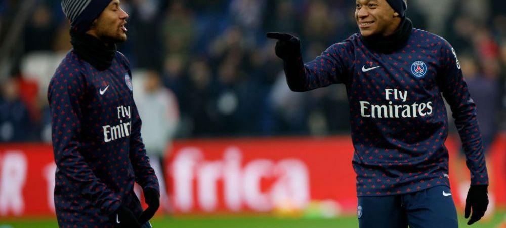 Primul impact al deciziei TAS de astazi in favoarea PSG-ului! Ce se intampla cu transferurile lui Mbappe si Neymar la Real Madrid
