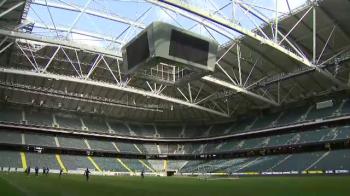 BIJUTERIA de 380 de milioane de euro pe care se va juca Suedia - Romania, sambata la Pro TV! Cum arata gazonul dupa un concert