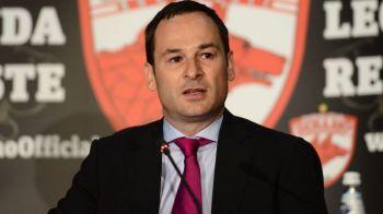 Poli Timisoara cere falimentul lui Dinamo! Prima reactie a dinamovistilor