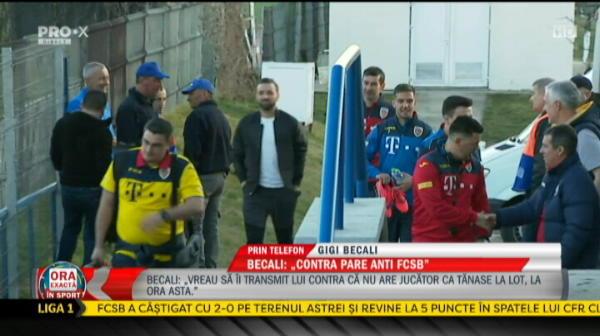 """FCSB a facut un nou transfer PE SILENT: """"E rezolvat! Vine din vara!"""" Becali l-a bagat DIRECT in sedinta"""