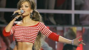 Thalia acuzată de fani că se droghează! Cum a apărut. VIDEO