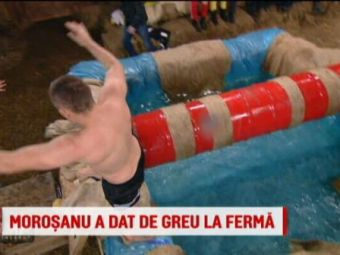 """""""Moartea din Carpati trebuie sa castige!"""" Morosanu e din nou fermierul saptamanii! A scapat de cel mai mare dusman din Ferma!"""