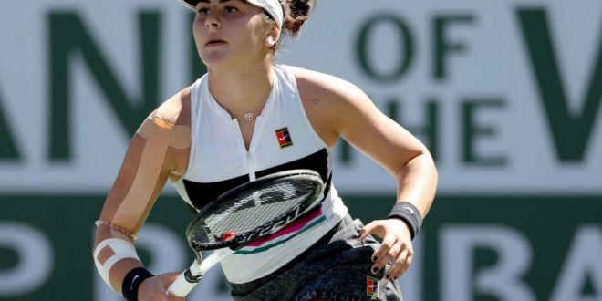 Bianca Andreescu - Irina Begu 4-6 7-6 6-2 | REVENIRE SPECTACULOASA pentru Andreescu! Begu a fost aproape de victorie