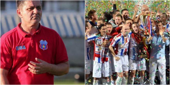 EXCLUSIV: CSA Steaua ataca promovarea cu un campion al Romaniei! Fotbalistul a confirmat mutarea:  Ma uit la Liga 1 si nu mai vad meciuri cu suporteri ca la CSA
