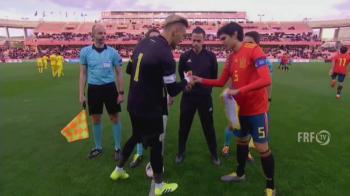SPANIA U21 - ROMANIA U21 LIVE 0-0 | Parada incredibila a lui Radu, mingea a fost respinsa de pe linia portii!