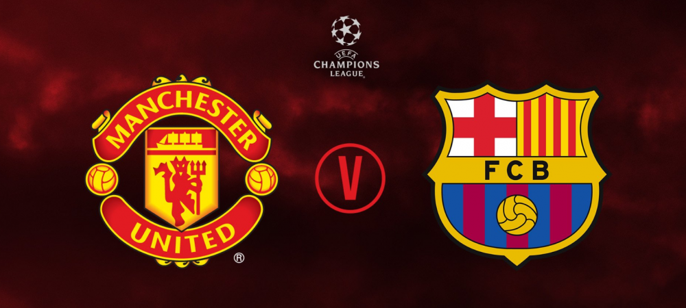 Razboi pe fata inainte de Barca - Man United! Cum au ajuns catalanii sa le cumpere bilete englezilor la meciul de pe Camp Nou