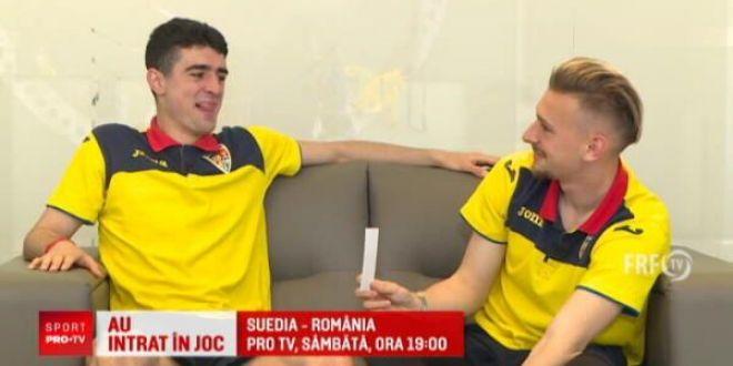 Ionut Radu A PICAT testul-fulger! Portarul de milioane de la tineret n-are idee cine e  Mbappe de Romania  | VIDEO