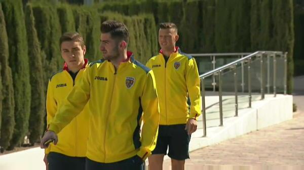 SPANIA U21 - ROMANIA U21 | Radoi se teme de TARIA adversarului! Ce au facut jucatorii de la tineret in ziua meciului. VIDEO