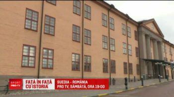 Bijuterie de hotel pentru nationala Romaniei! Pogba si Buffon au stat acolo cand au jucat la Stockholm   Suedia - Romania va fi la PRO TV, sambata, la ora 19:00!